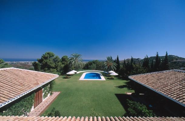 Villa en vente à El Madroñal, Benahavis