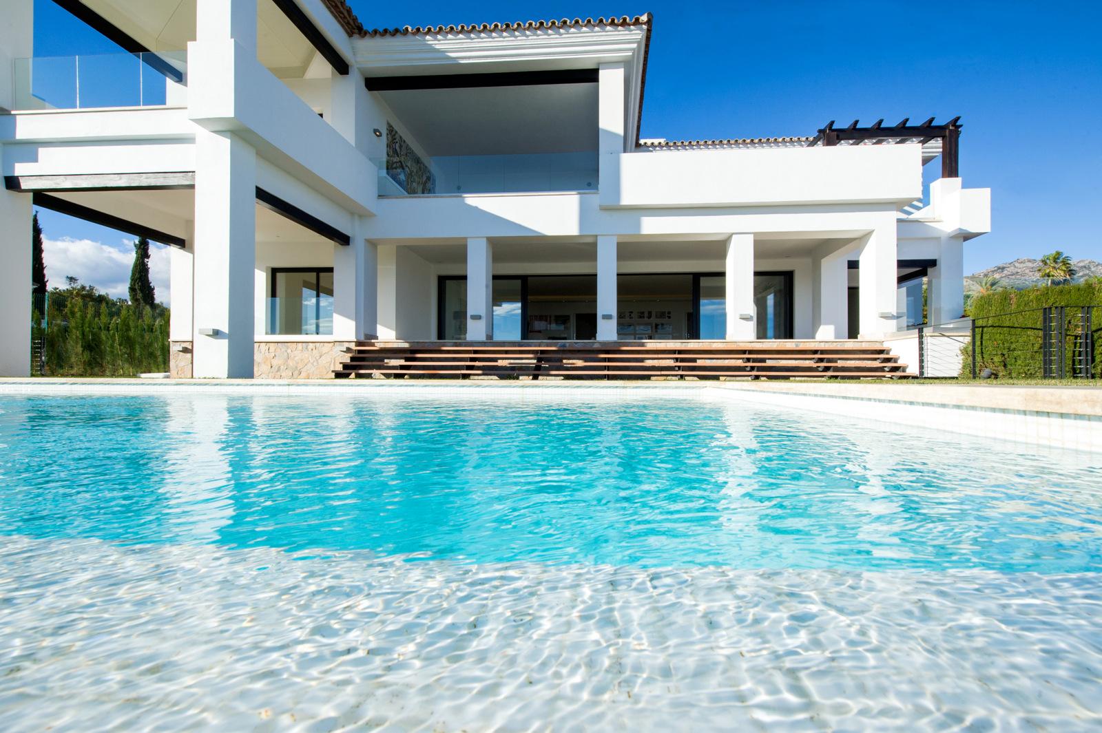 Villa moderna en Marbella