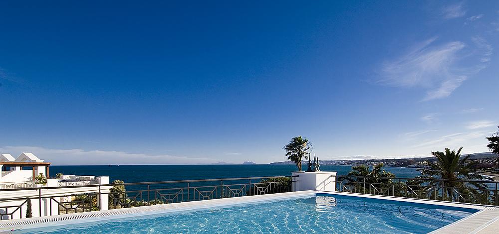 Vistas del mar, Estepona