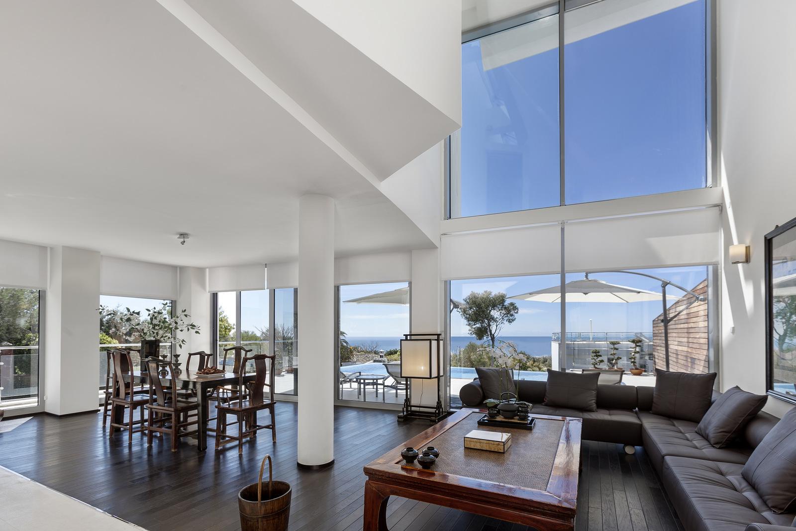Casas modernas en marbella for Casa moderna bella faccia