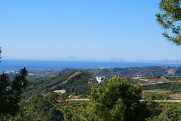View from Marbella Plot