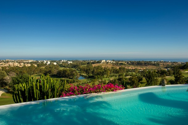 What makes a classic Marbella golf property?
