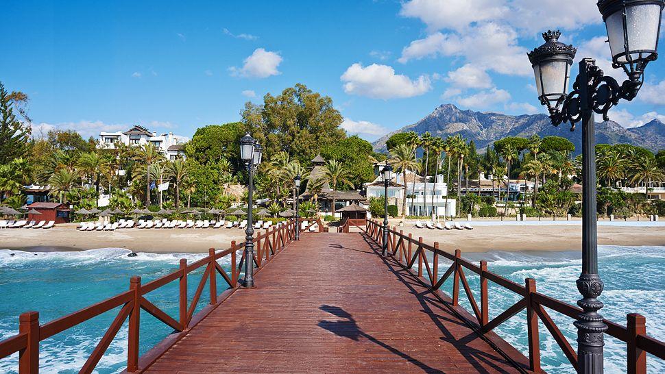 Marbella Club Hotel Pier