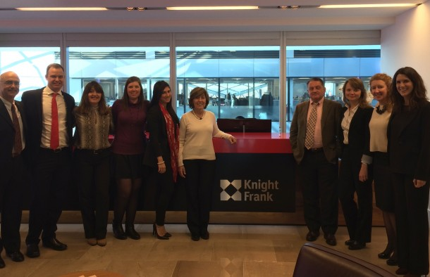 Diana Morales Properties Marbella and Knight Frank – a good fit