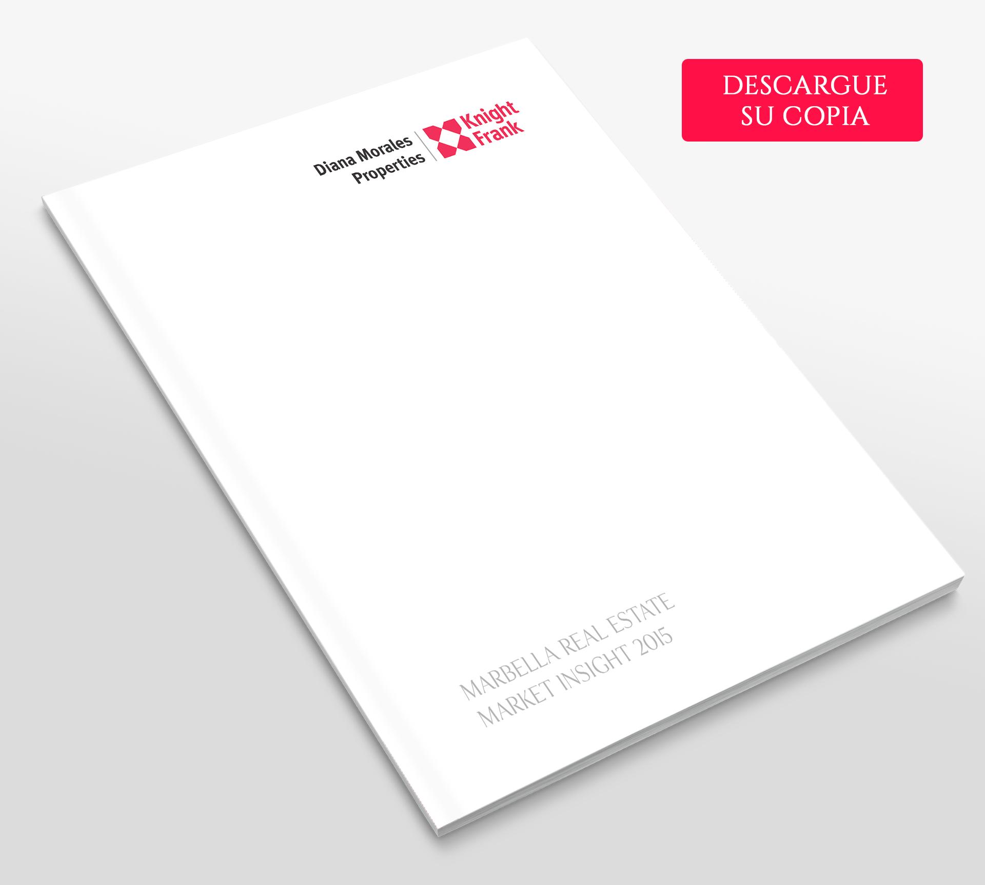 Informe del Marcado Inmobiliario de Marbella 2015