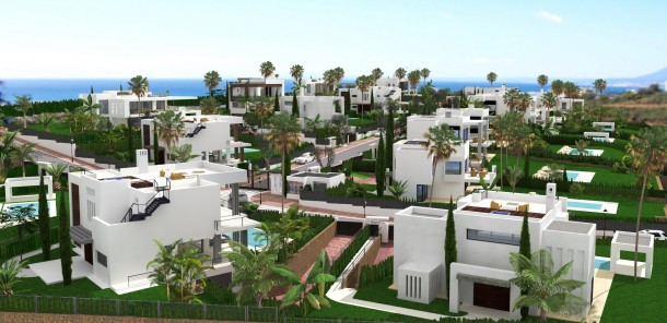 Modern Living within Gated Community, Nueva Andalucia
