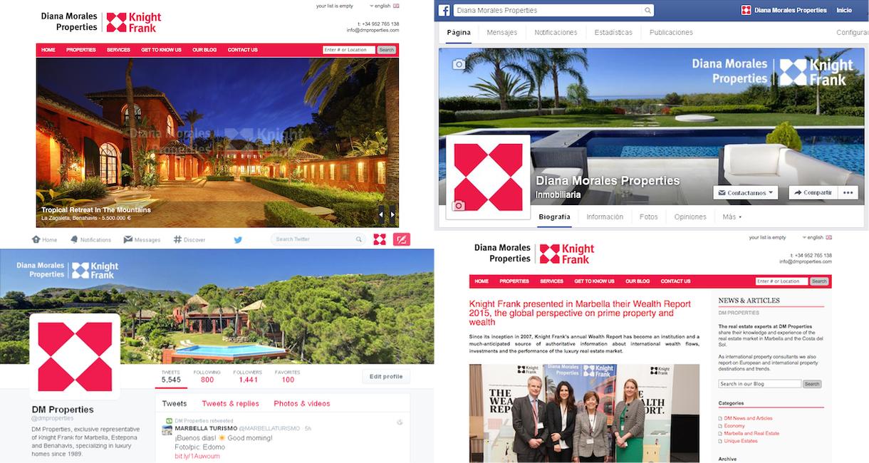 Marbella Real Estate Marketing