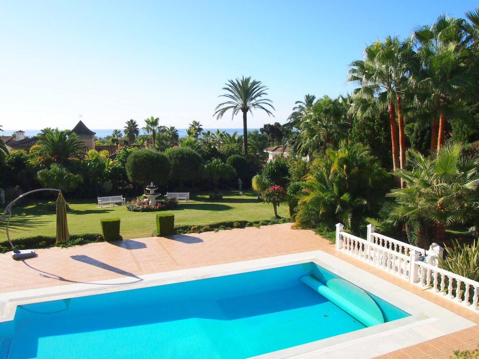 Villa en venta en Marbesa, Marbella Este