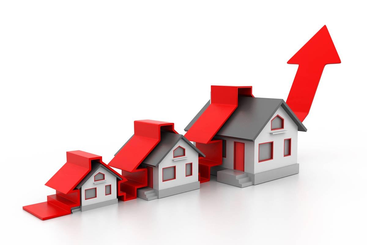 Crecimiento en el sector inmobiliario español