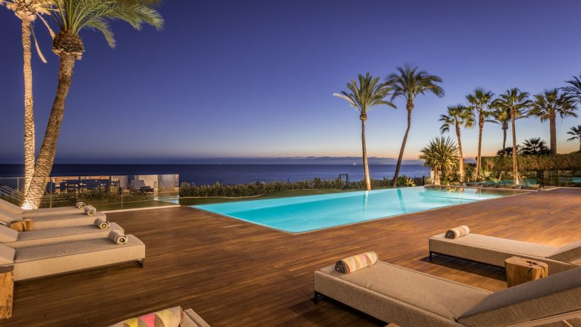 The New Golden Mile: Up and coming area in Estepona