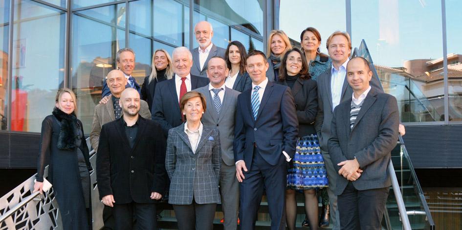 El evento anual de EREN en Lugano, Suiza