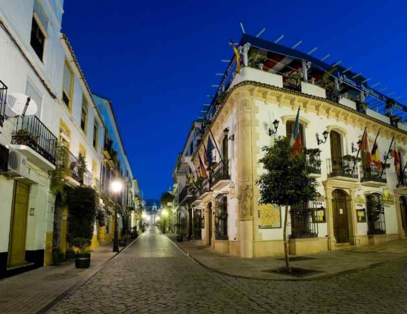 Marbella: one of the most desirable tourist destinations