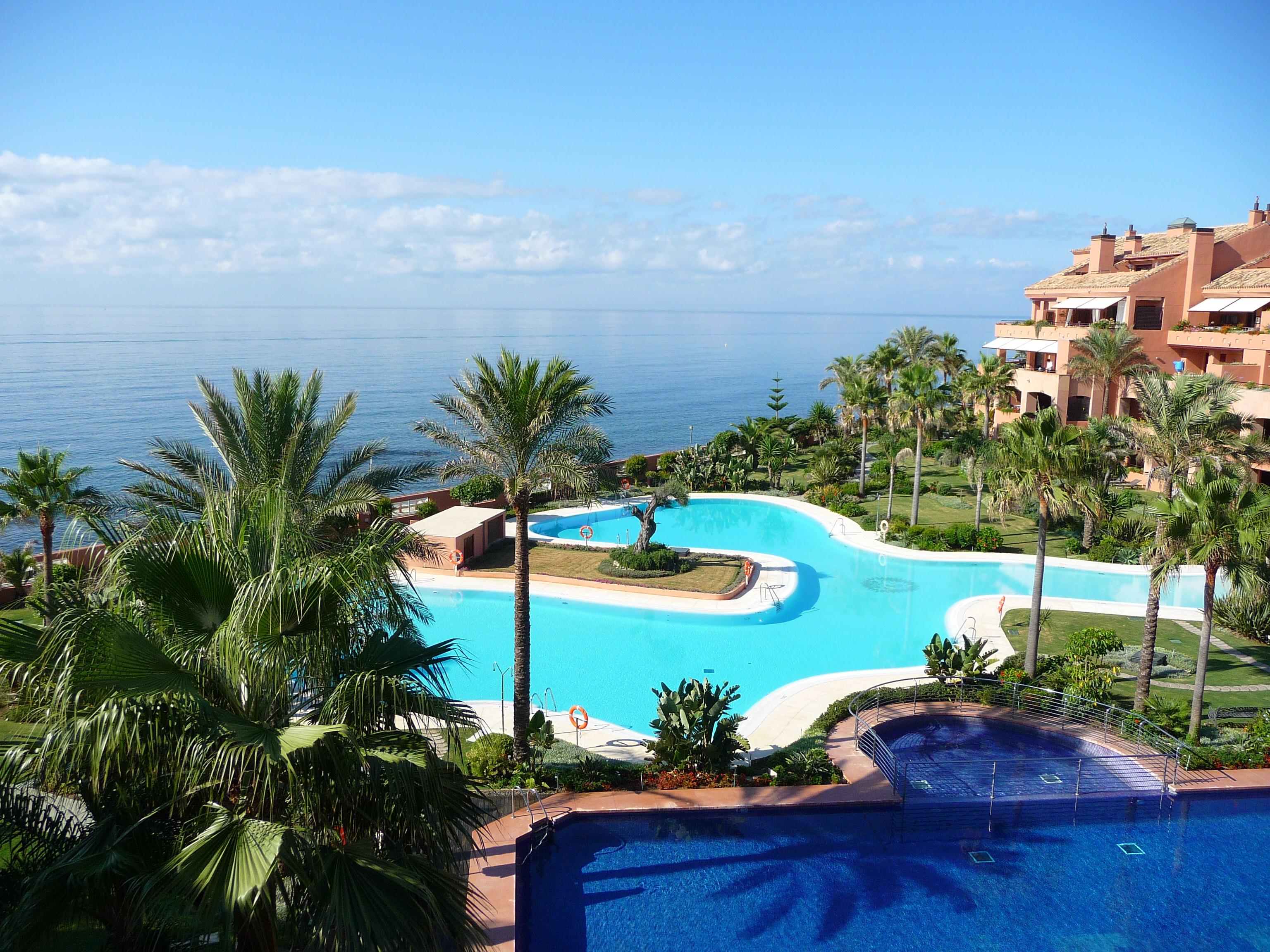 El sector inmobiliario de Marbella sigue una tendencia al alza