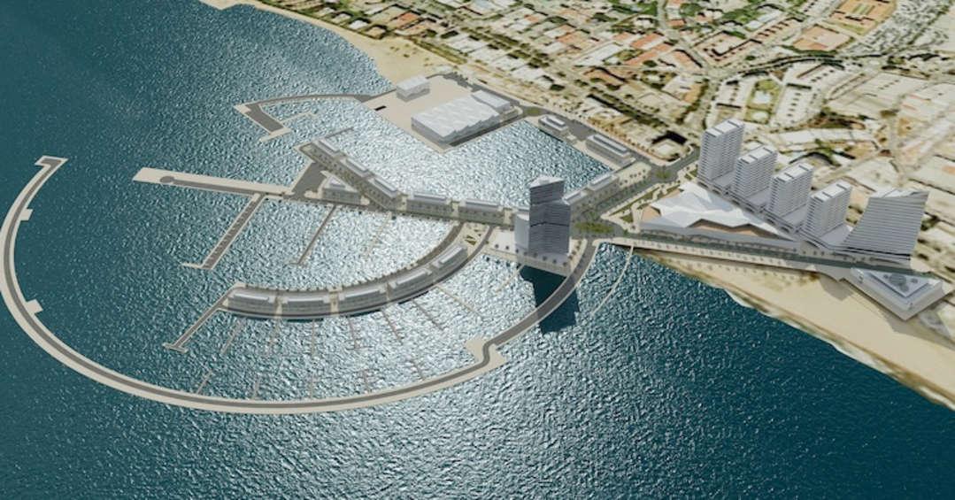 Proyecto de Puerto en Marbella