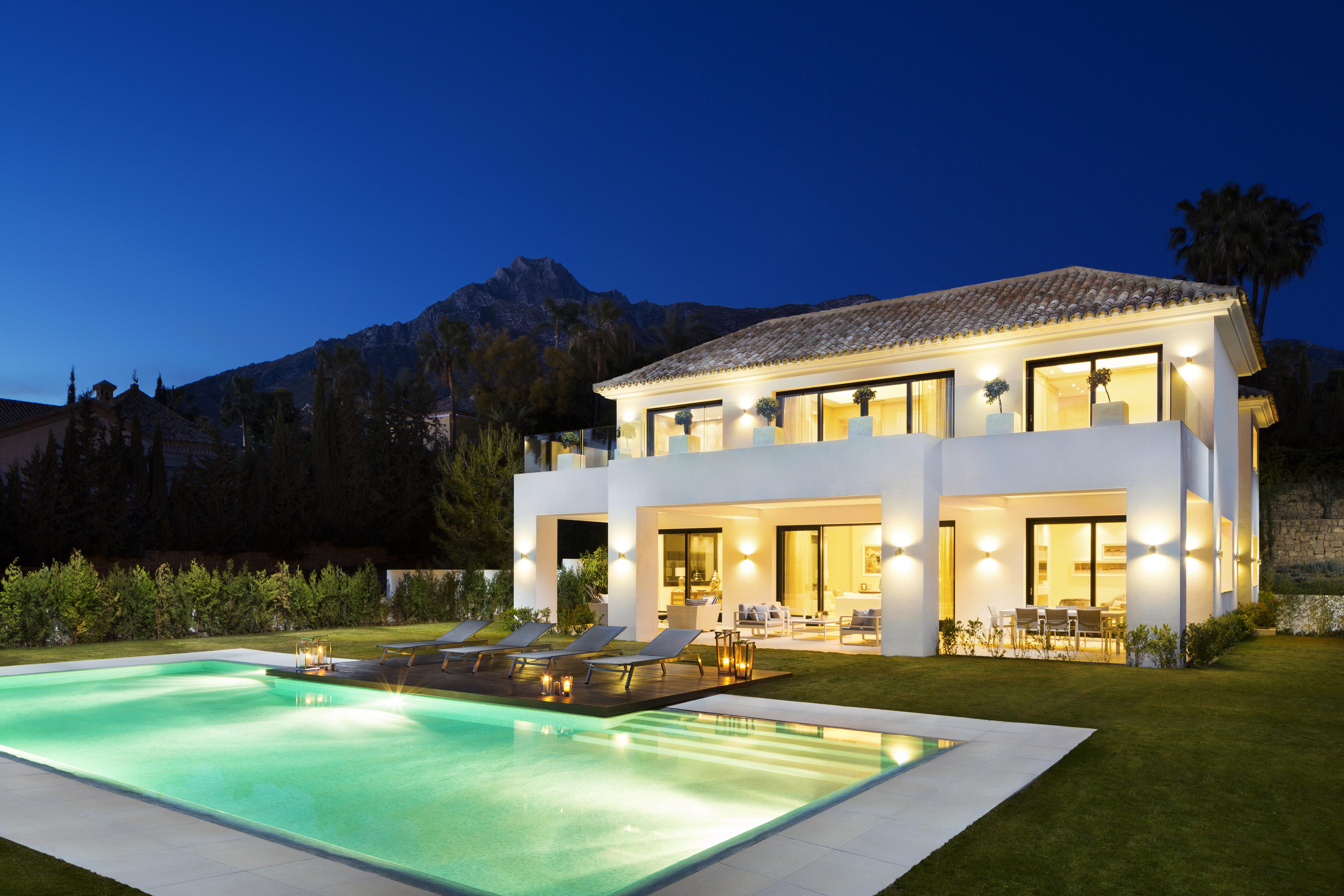 Дополнительные преимущества элитного рынка недвижимости Марбельи