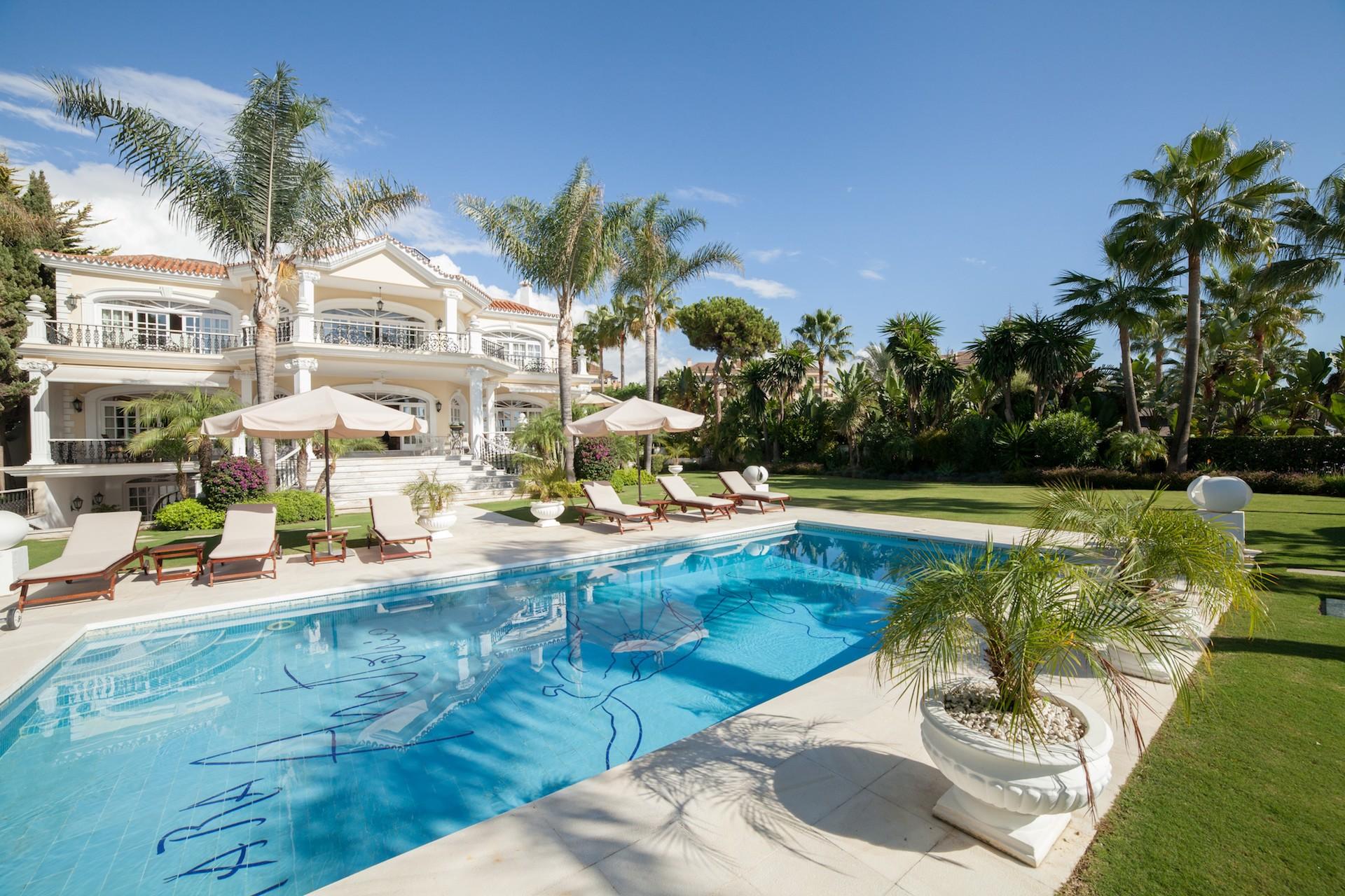 Puerto ban s one of most exclusive addresses in spain - Puerto banus marbella ...