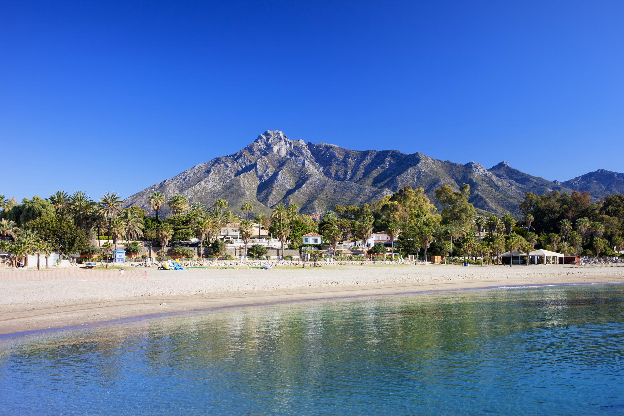 Die Goldene Meile bleibt weiterhin die beste Gegend Marbellas