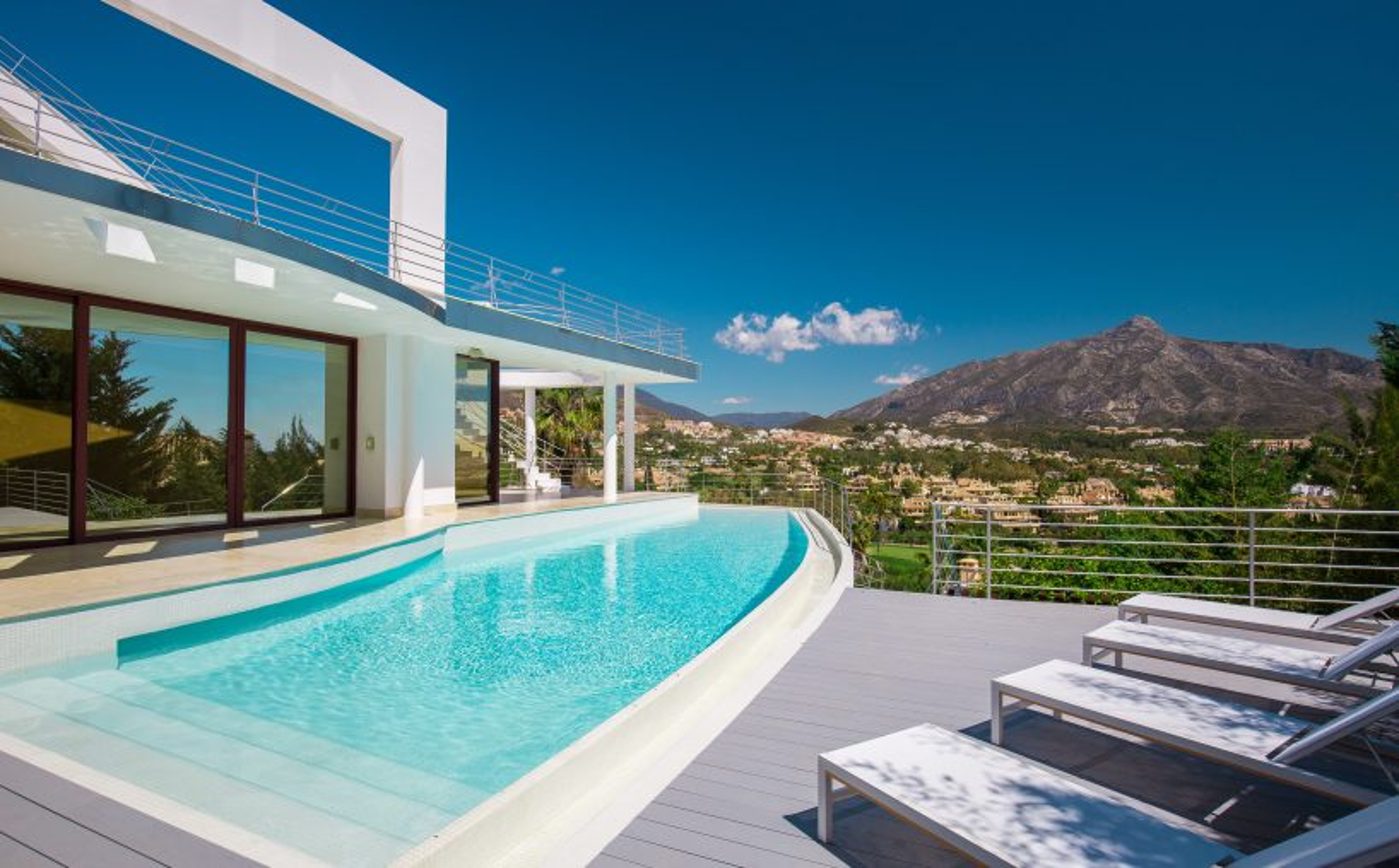 Die internationalen Medien richten ihre Aufmerksamkeit auf den spanischen Immobilienmarkt