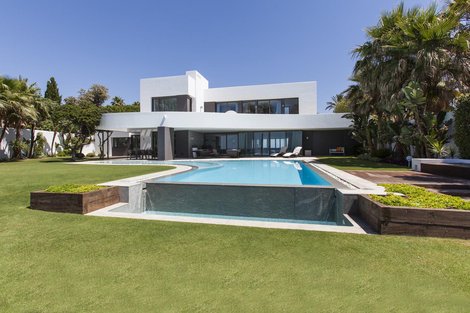 Hochwertige Immobilien in Marbella mieten