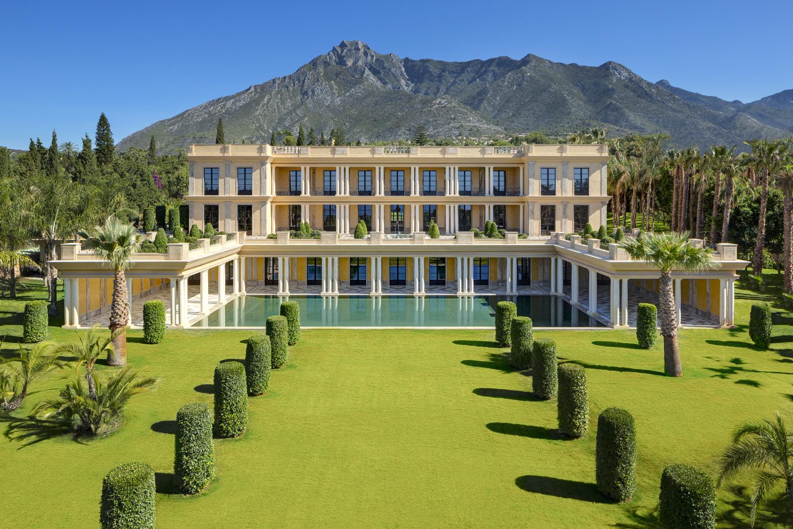 Investissement étranger à Marbella et augmentation de la demande de propriétés de luxe