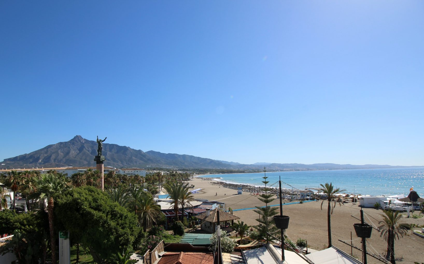 Tourism gives Marbella Property Market a boost