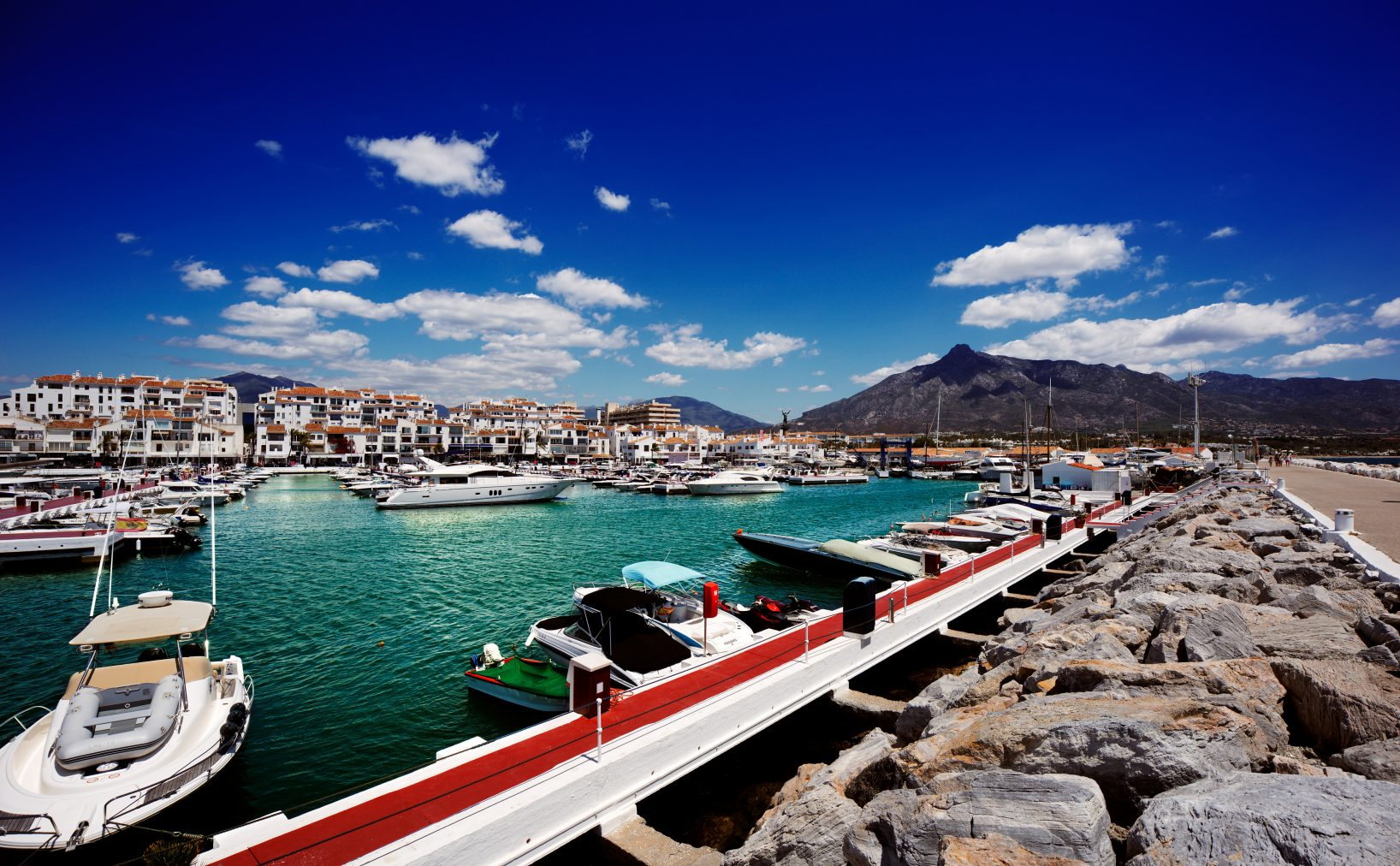 Récord histórico de turismo para Marbella