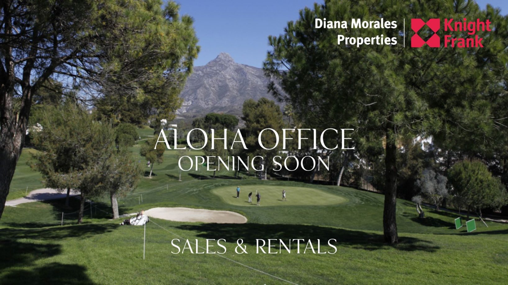 Diana Morales Properties | Knight Frank expands into new Marbella office