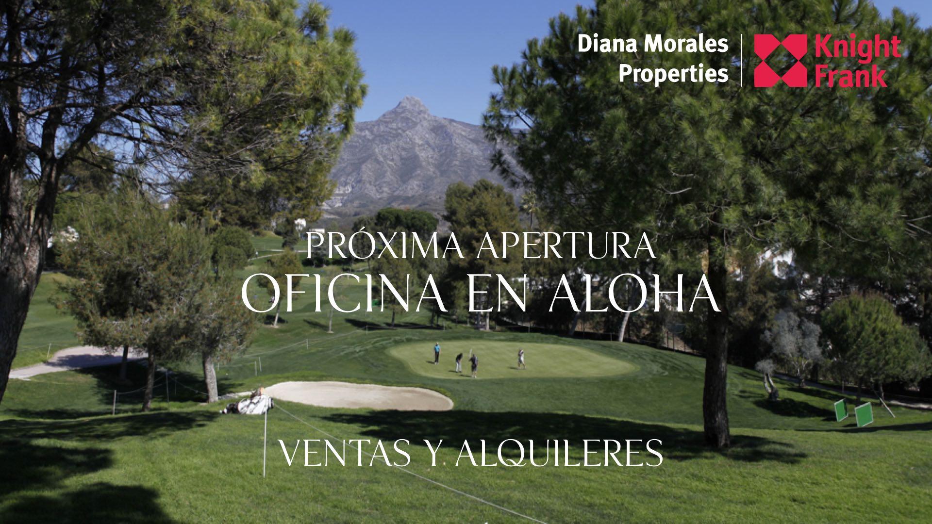 Inmobiliaria DM Properties | Knight Frank abre nueva oficina en Marbella