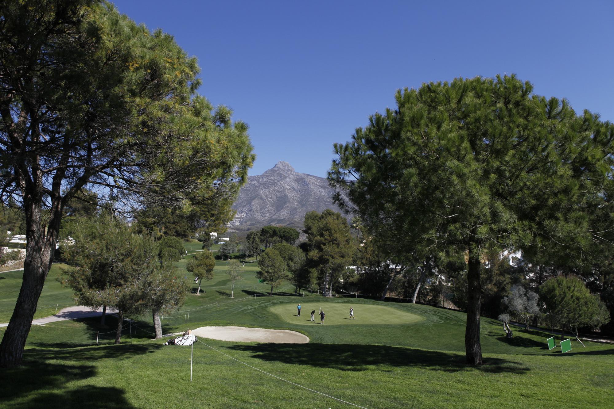 Las mejores zonas de Marbella para vivir junto a un campo de Golf