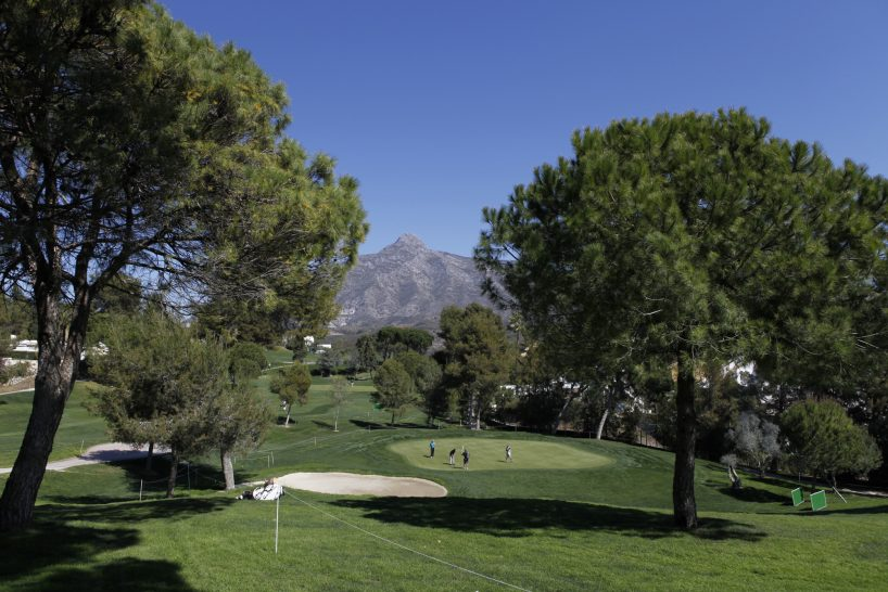 Best Marbella areas to live near golf courses