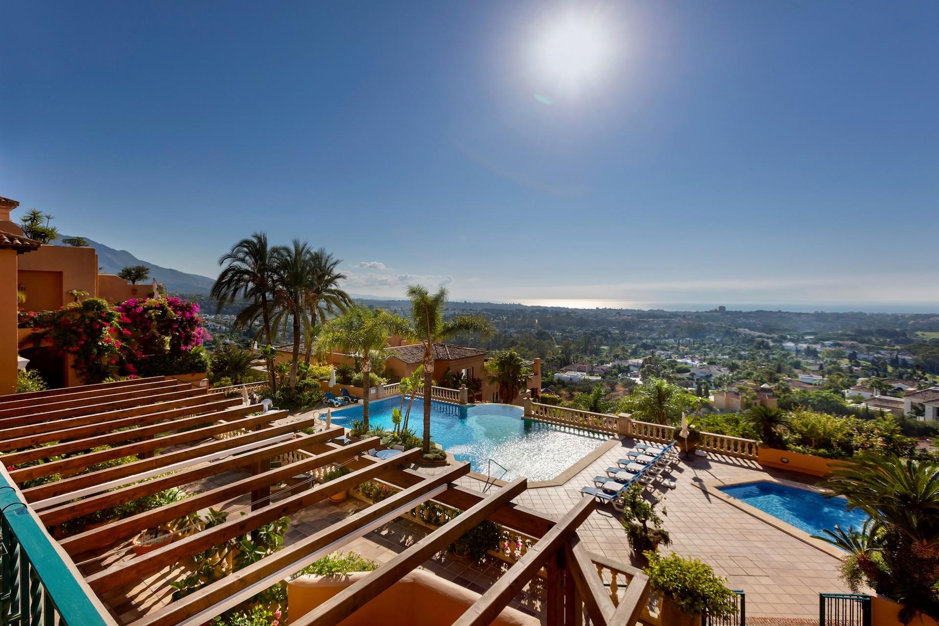 Marbella's balanced property market