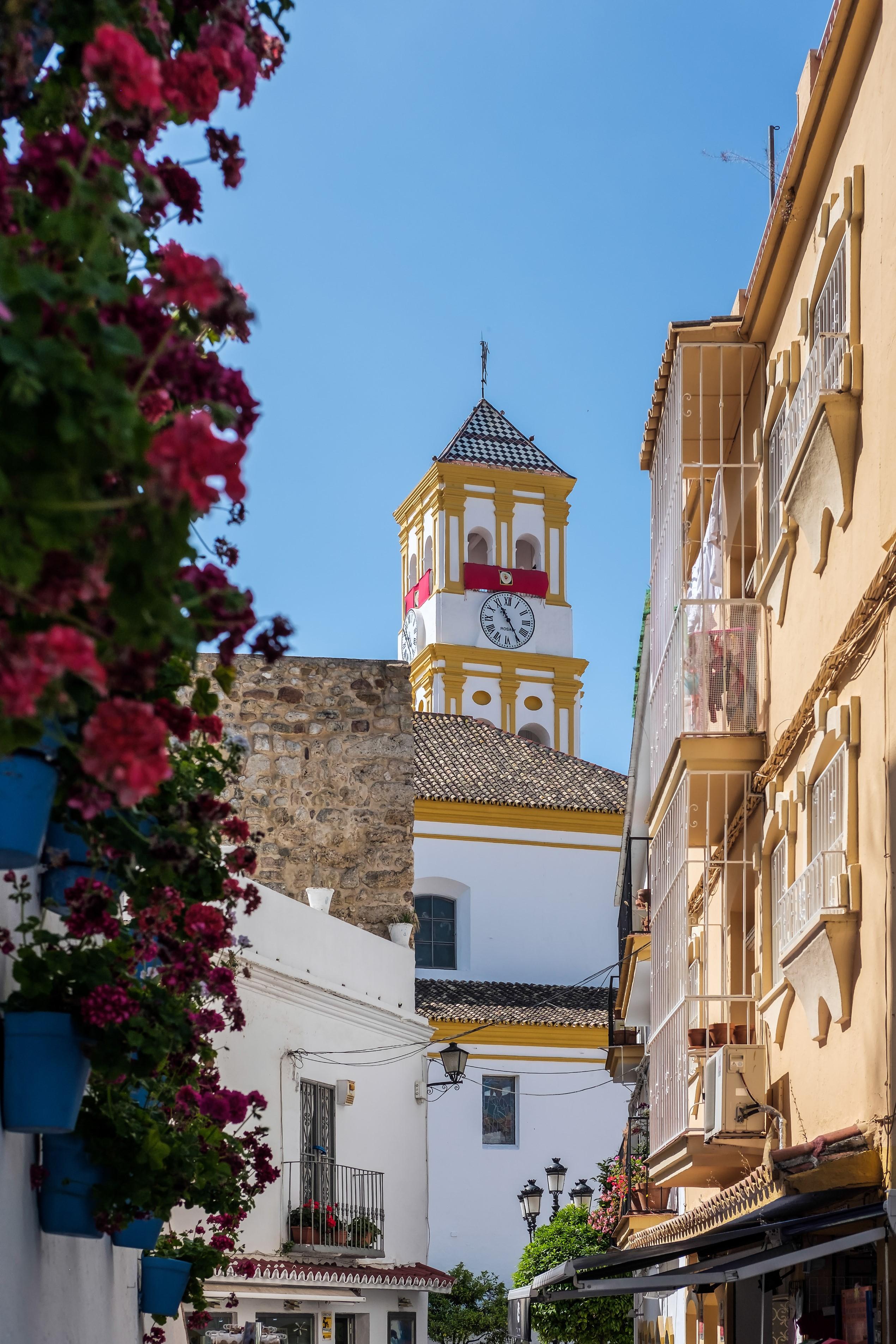 Marbella vieja ciudad