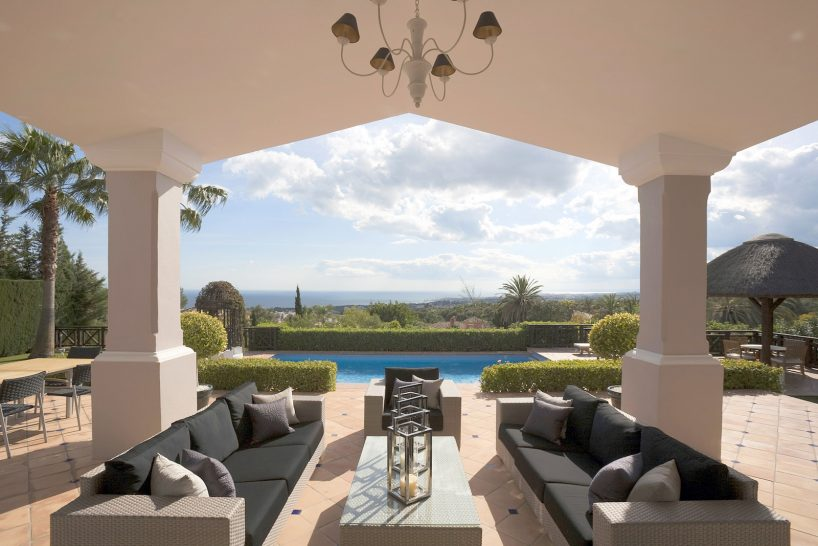 Style, refinement and comfort in Sierra Blanca, Marbella