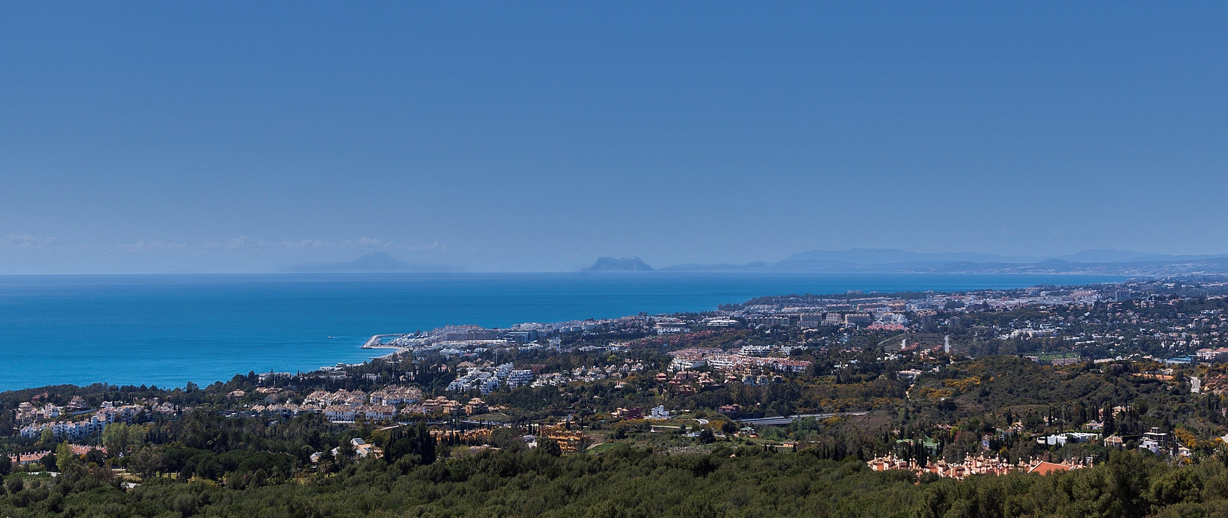 Marbella best areas