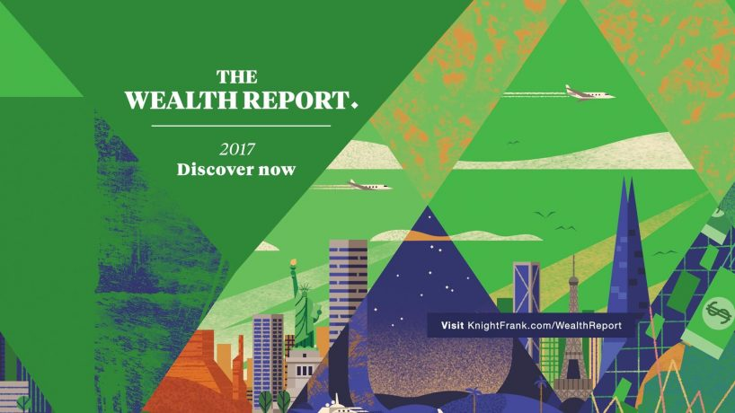 Newly released Knight Frank Wealth Report 2017