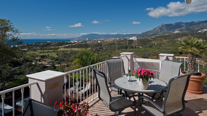 El Rosario, Villa for sale in El Rosario, Marbella east