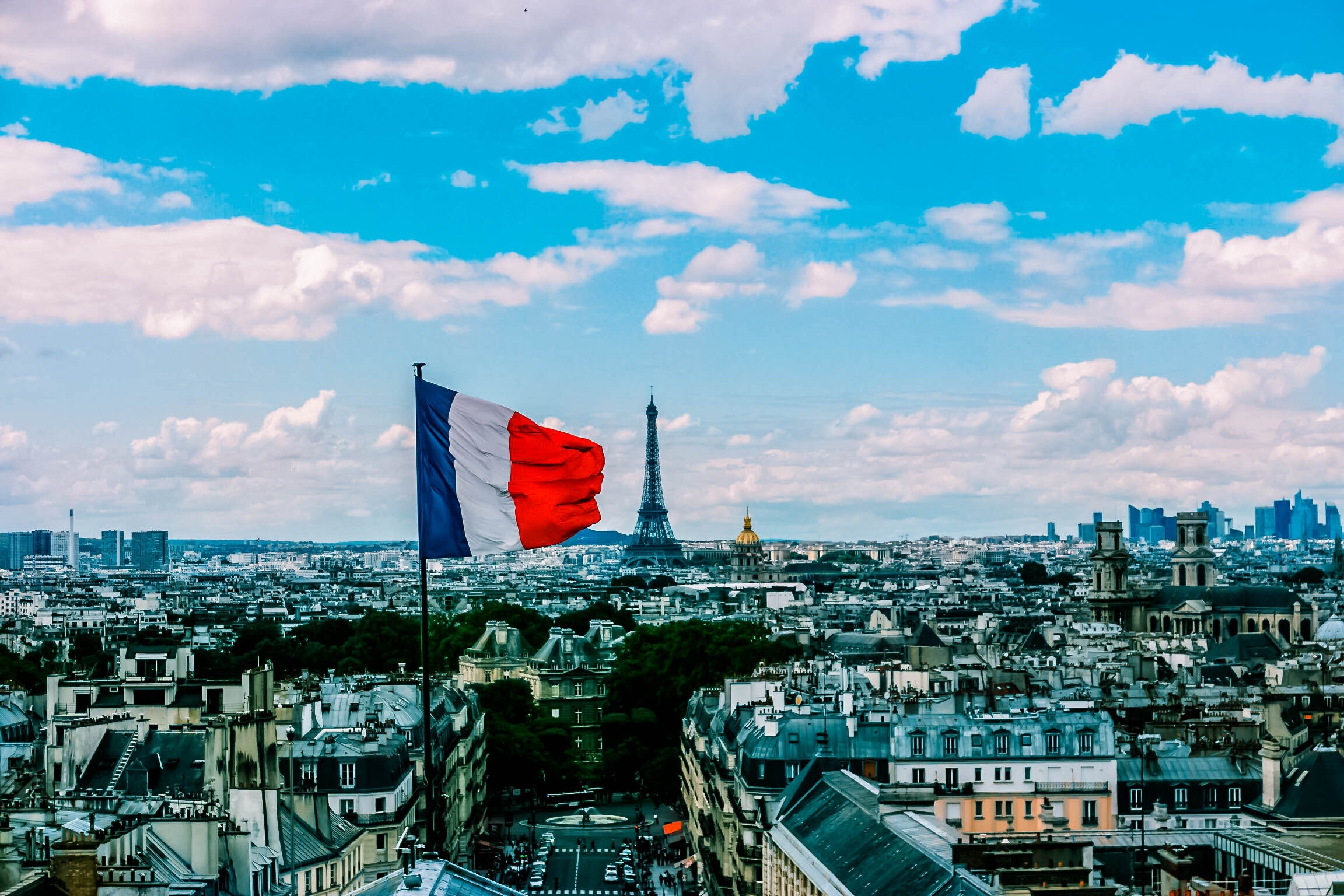 French election a boost for EU and the euro