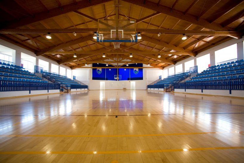 Laude Sports Hall, Marbella