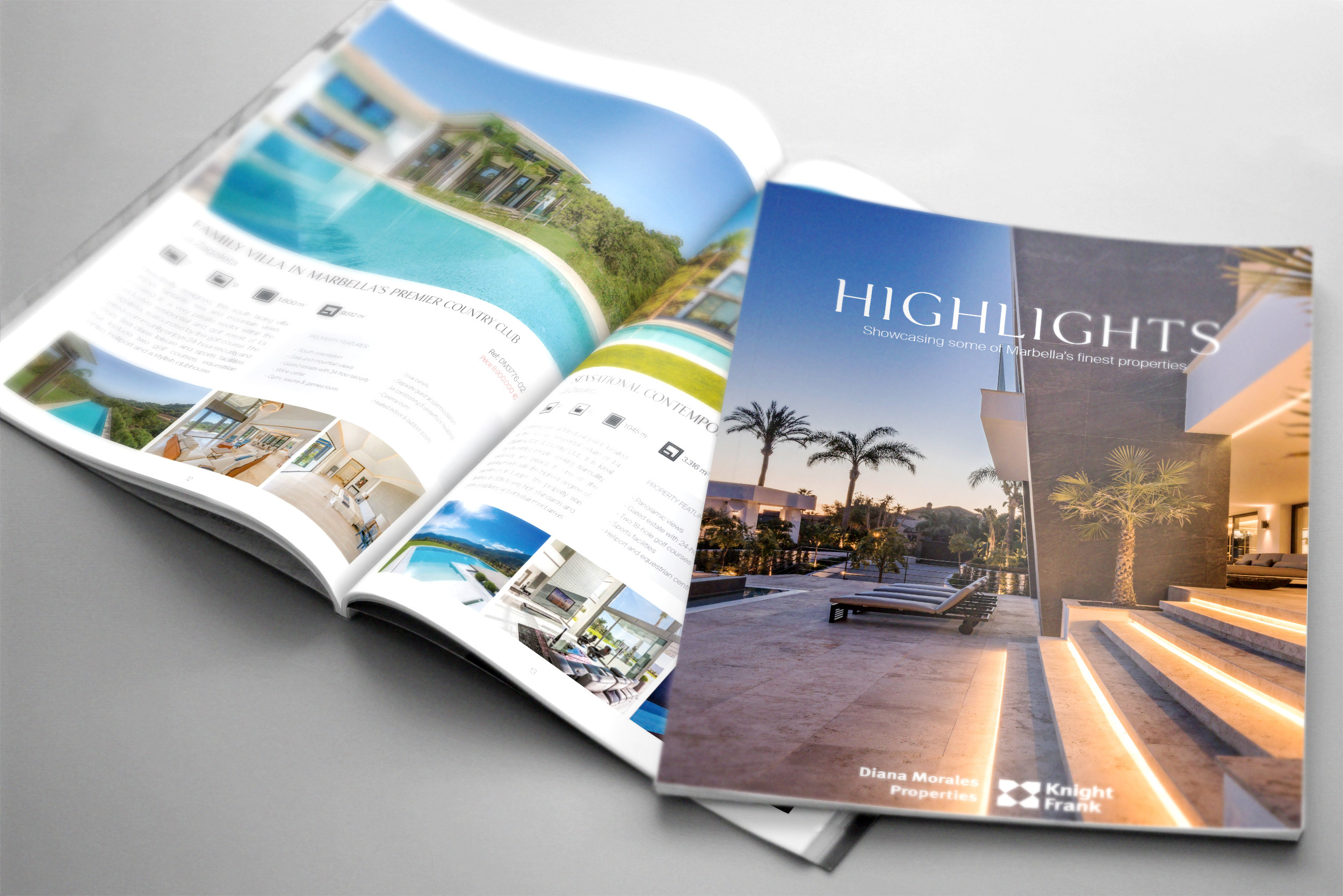 The 2017 edition of Highlights Marbella Property Magazine out now!