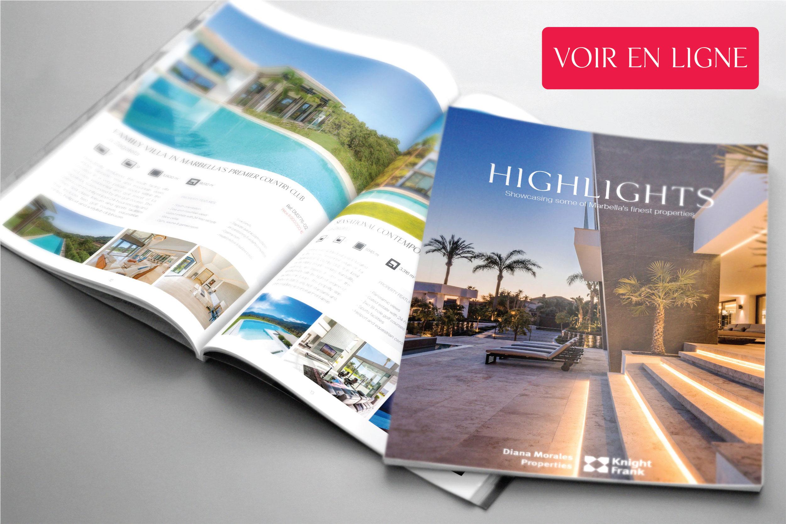 L'édition 2017 du magazine immobilier Highlights est disponible!