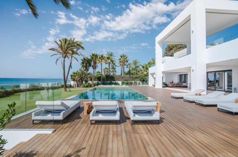 Marketing a multi-million euro Marbella property