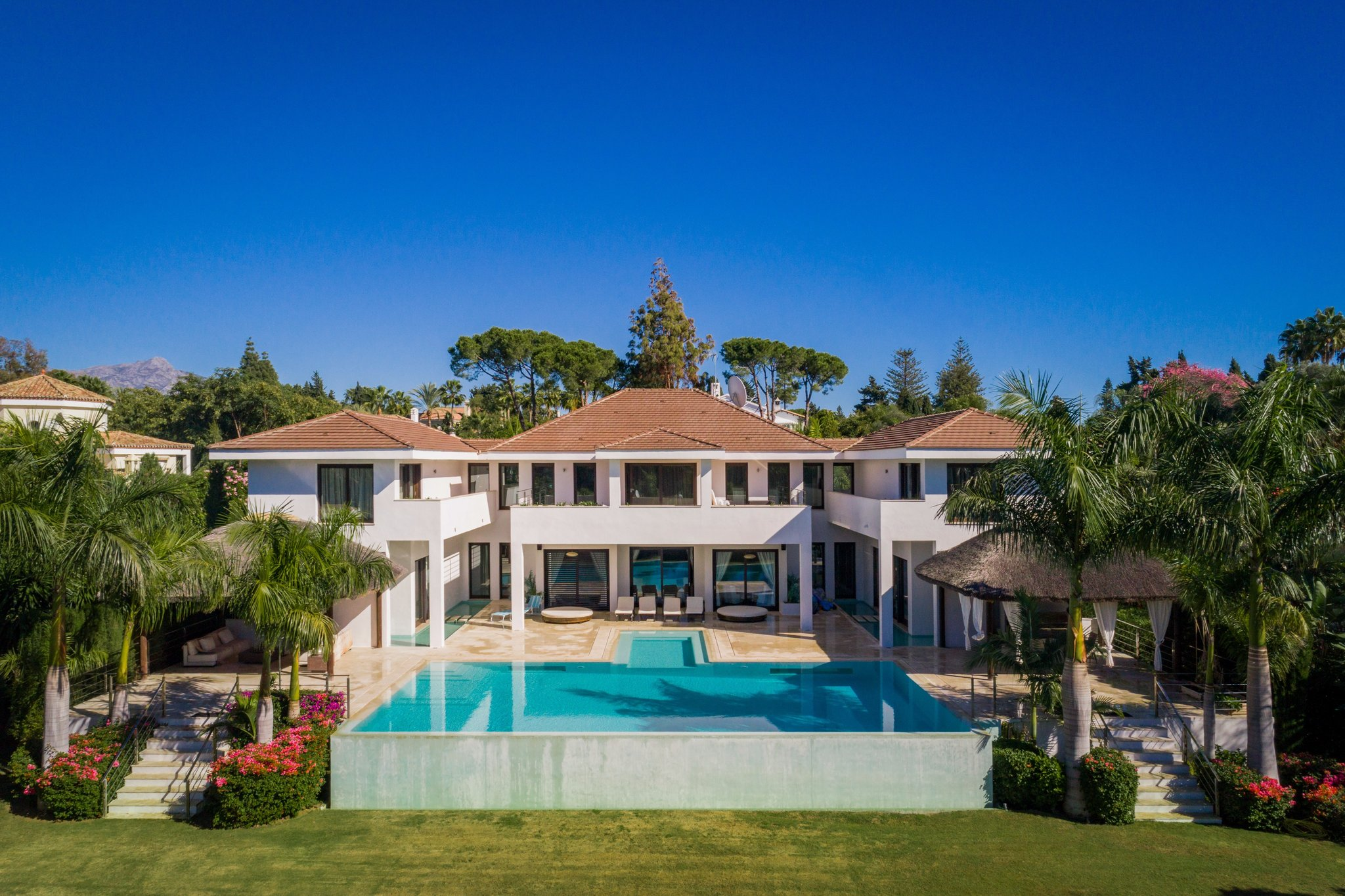 Our Property of the week: Price Reduced. Stunning Villa in Guadalmina Baja