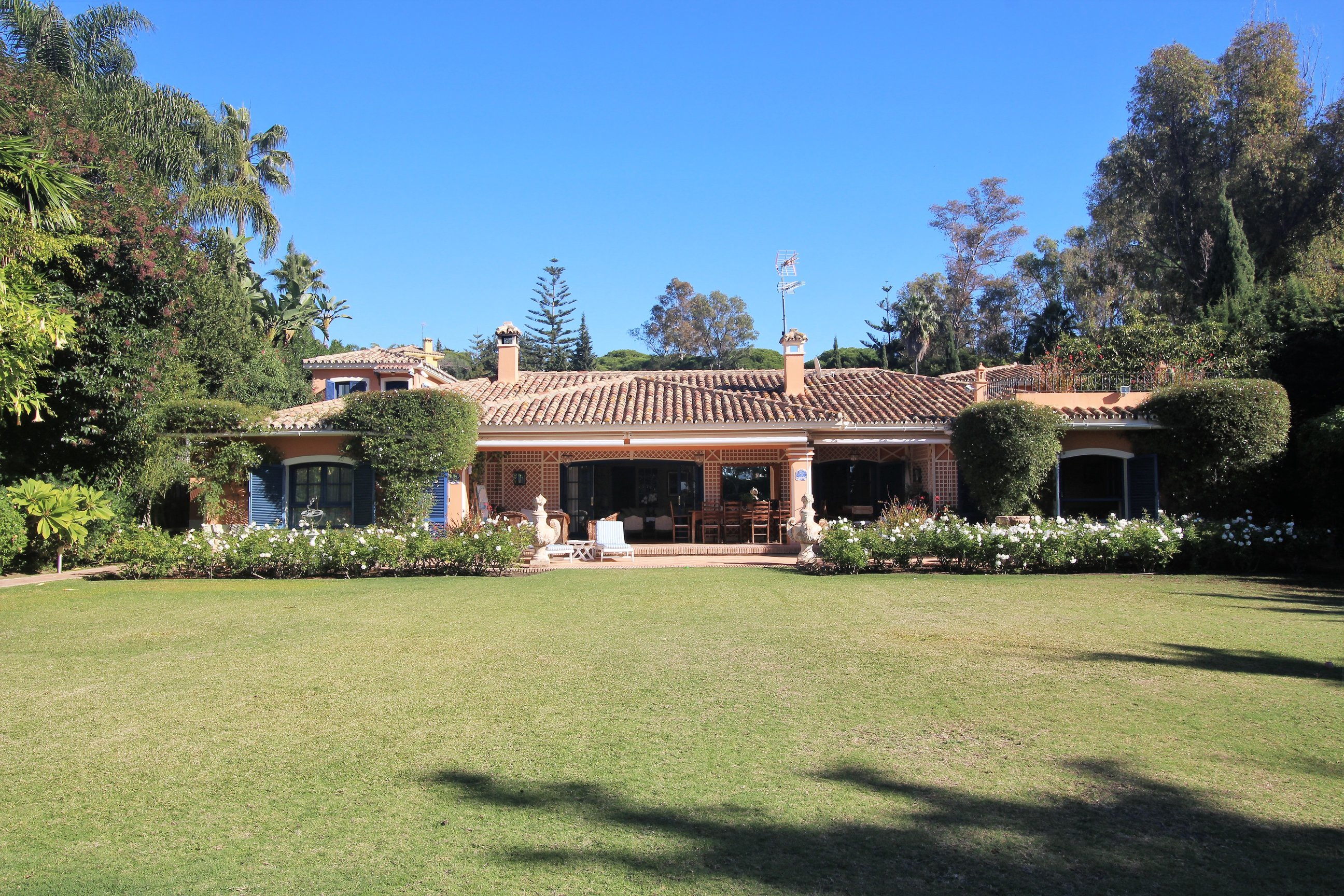 Our Property of the Week: Charming Single Level Villa close to Marbella Town Centre