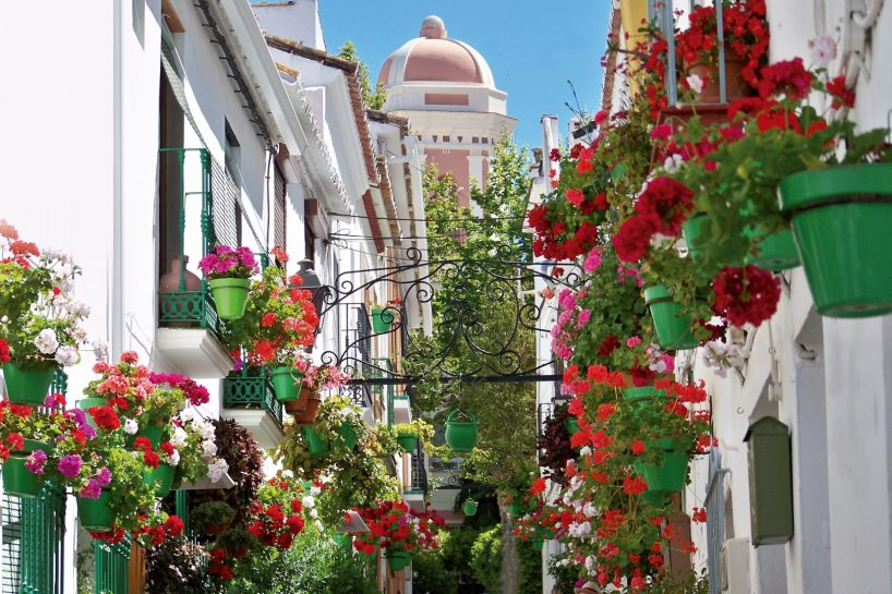 Estepona – a thoroughly modern town
