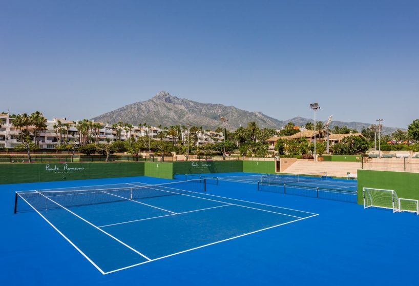 Marbella, a fantastic sports destination