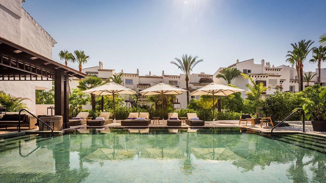 Nobu Hotel Marbella Puente Romano Luxury