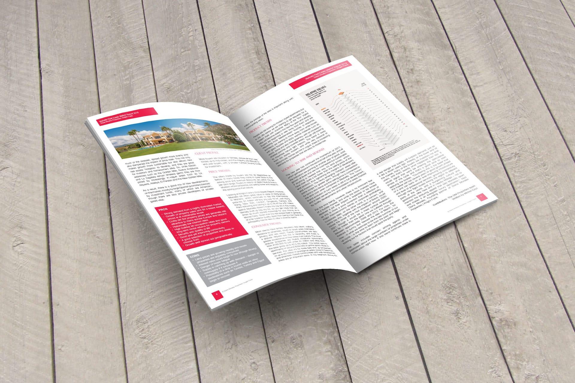 Informe del mercado inmobiliario en Marbella 2018