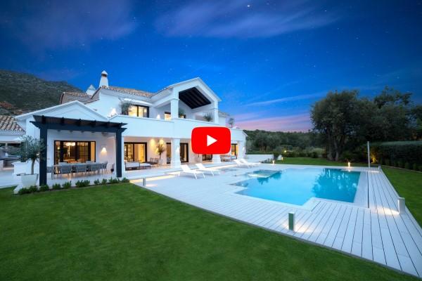 Video & Property of the Week: Impressive Luxury Villa in Los Picos, Marbella