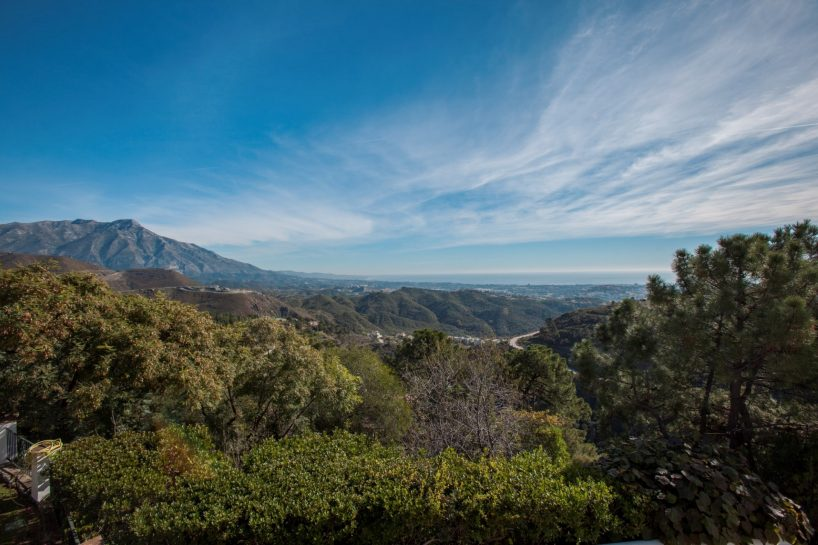 El Madroñal – genteel country living on the edge of Marbella