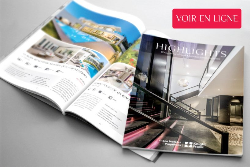 Nouvelle édition 2018 de highlights - le magazine immobilier de Marbella